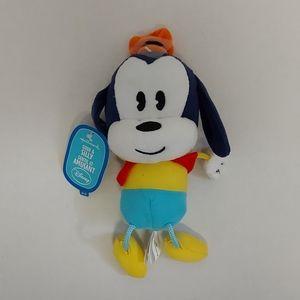 NEW! Goofy Hallmark Itty Bitty Plush with Rope Leg